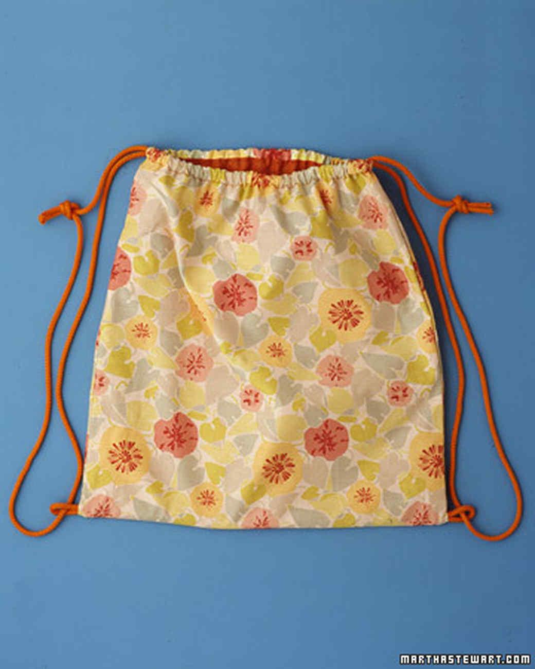 Easy Beach Bag | Martha Stewart