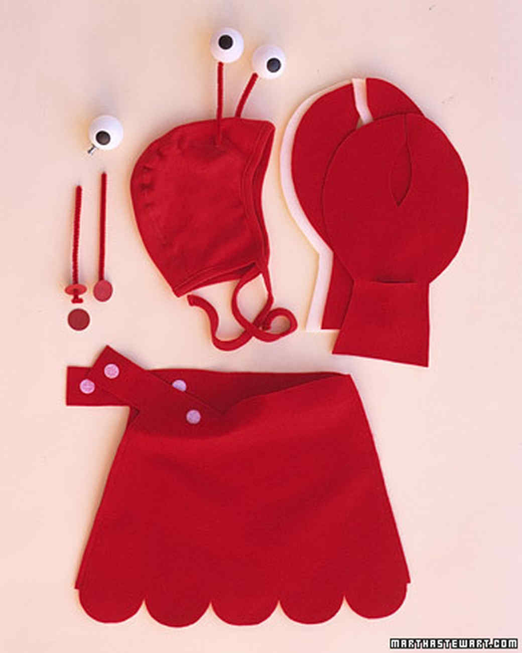 Introduction & Lobster Costume | Martha Stewart