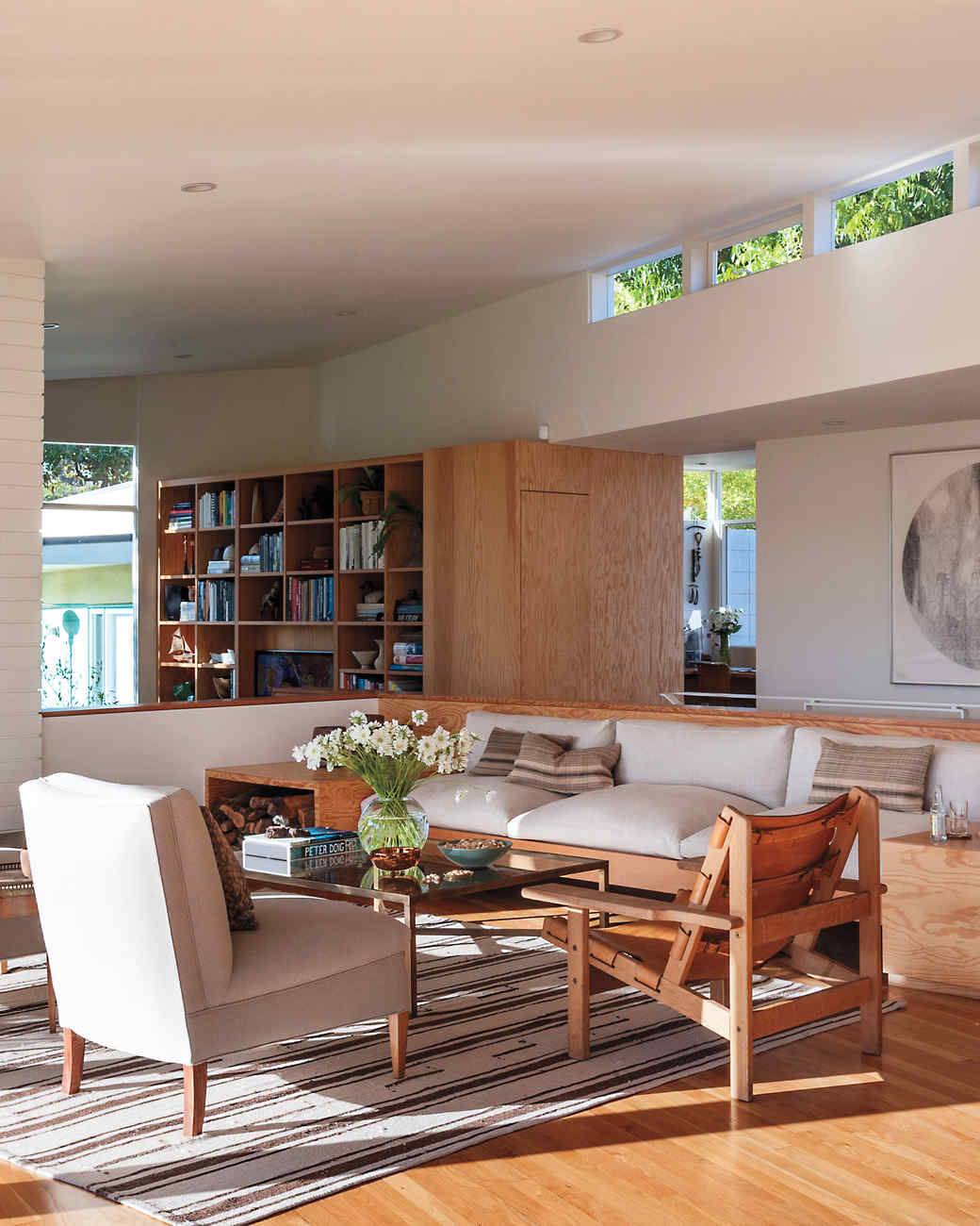 Home Tour: A Midcentury-Modern House in Los Angeles | Martha Stewart