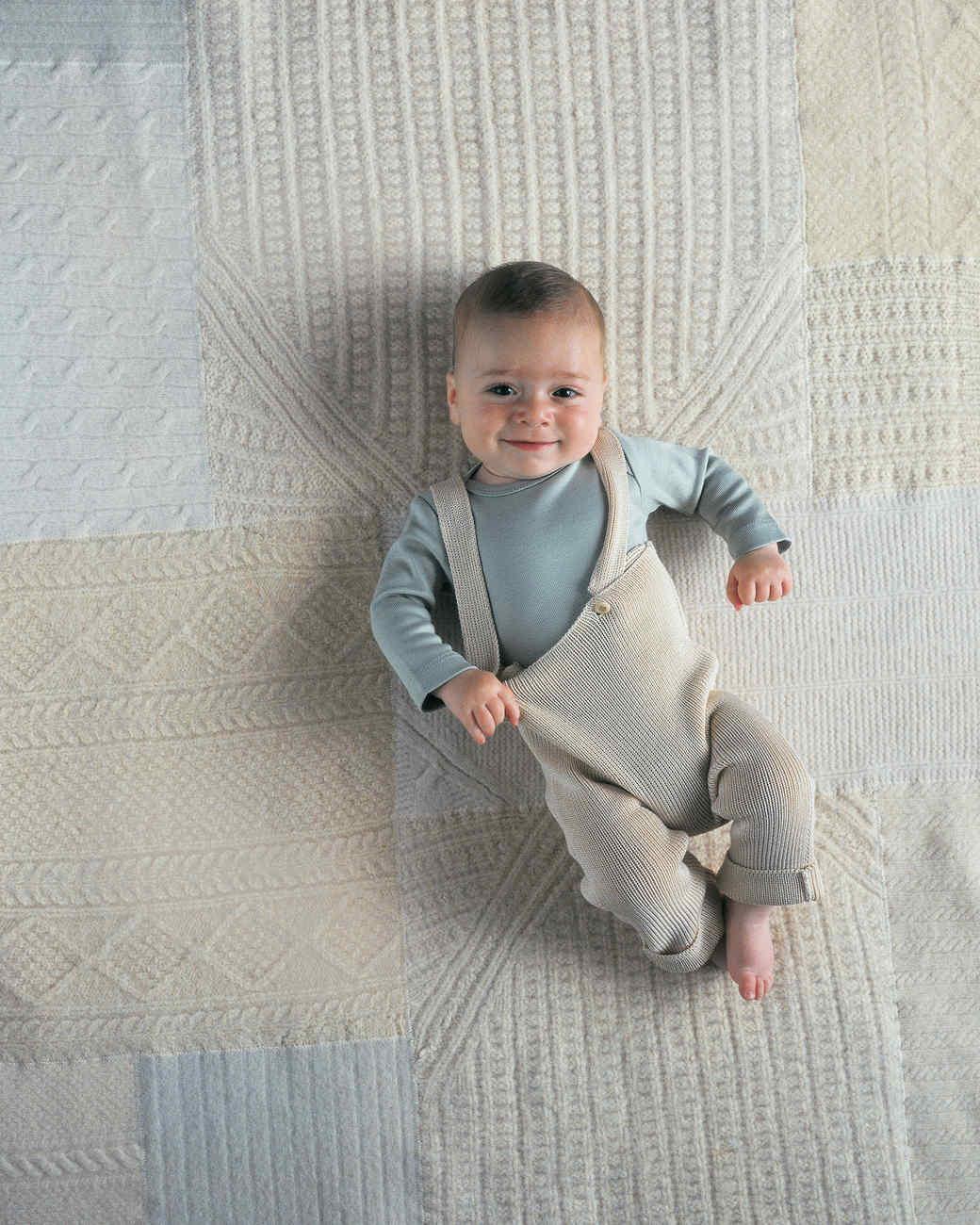 Felted Patchwork Blanket
