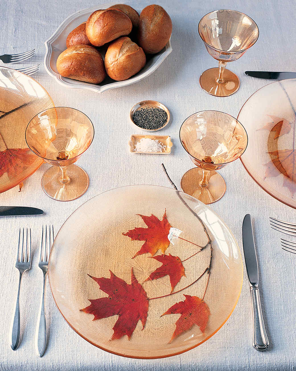 40 thanksgiving table settings to wow your guests - Thanksgiving Table Setting Ideas Easy