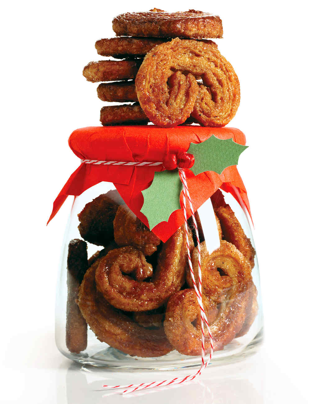 Gingersnap Palmiers