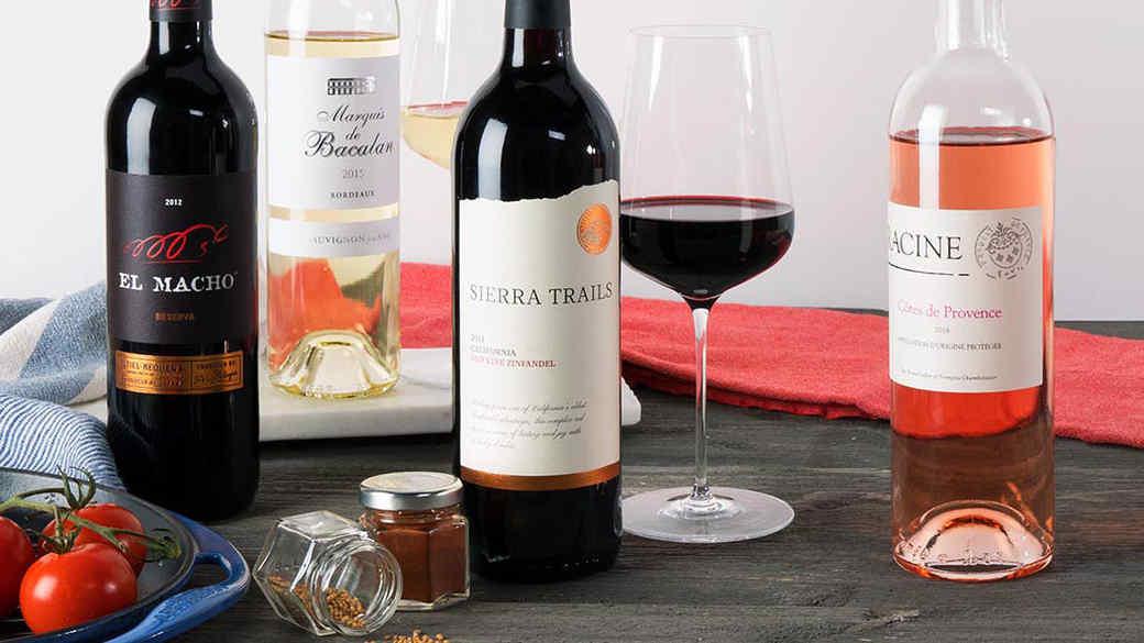 martha stewart wine co grilling wines