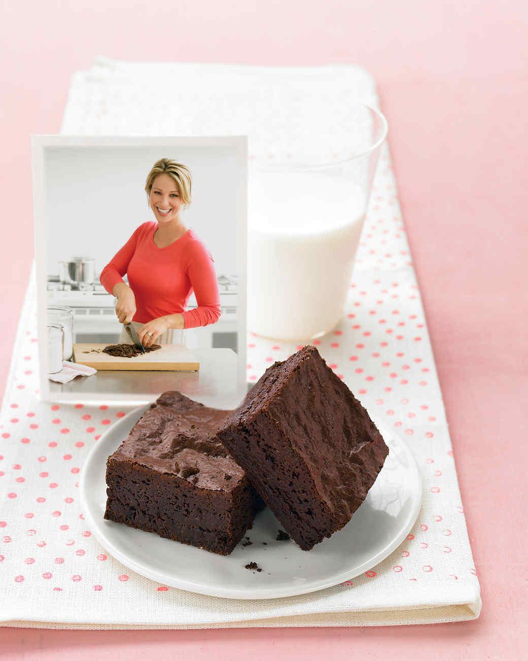 Super-Fudgy Brownies