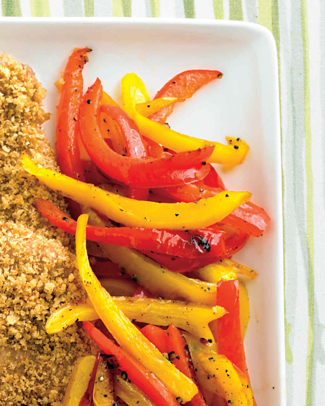 Saute of Peppers