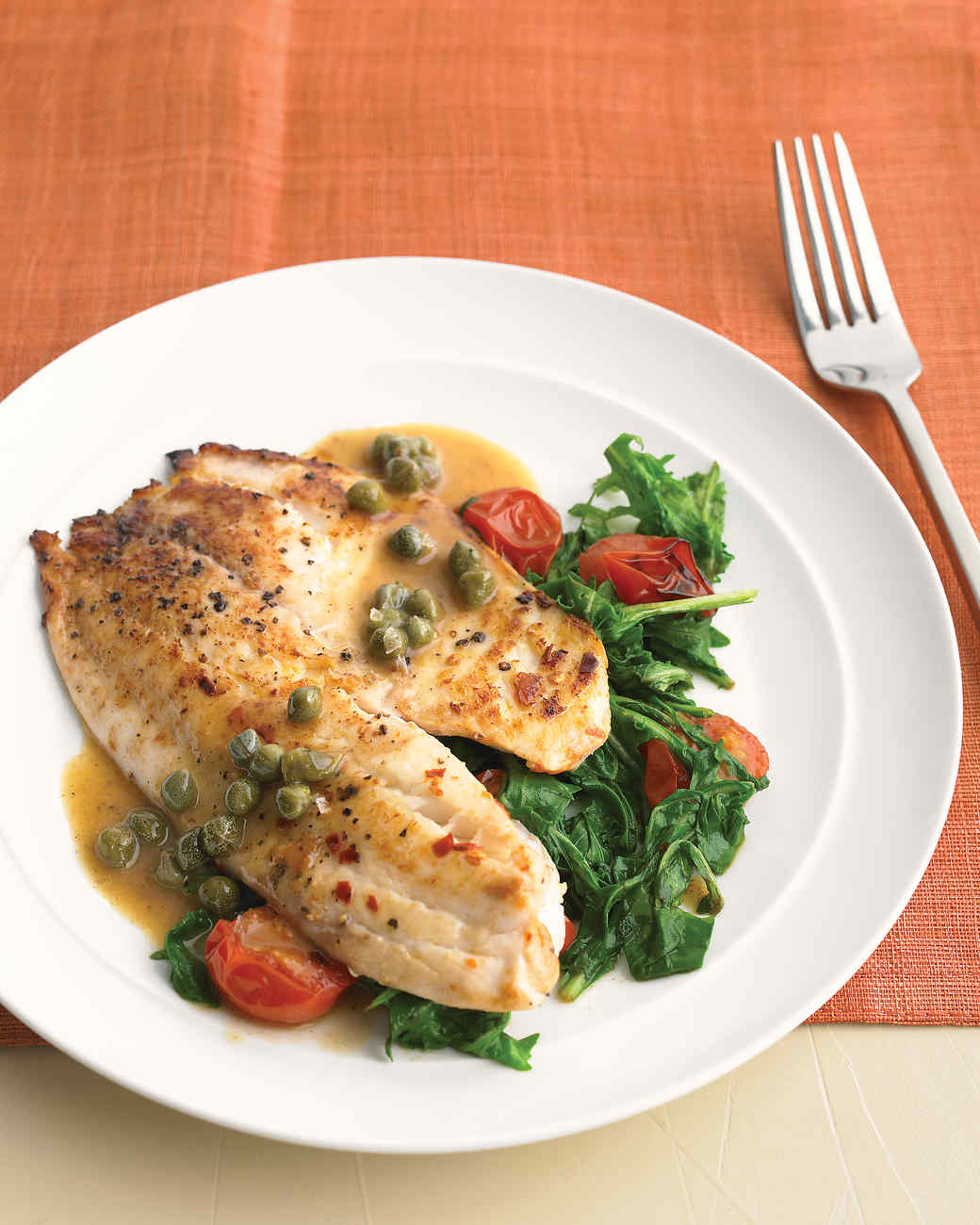Tilapia Recipes Martha Stewart