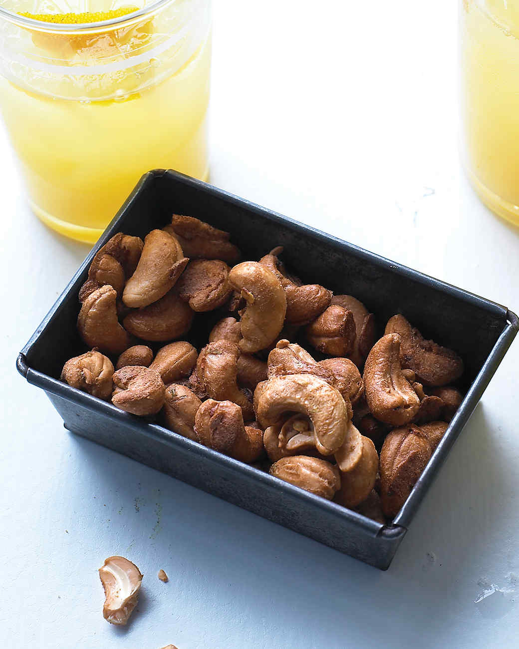 Chili-Lime Cashews