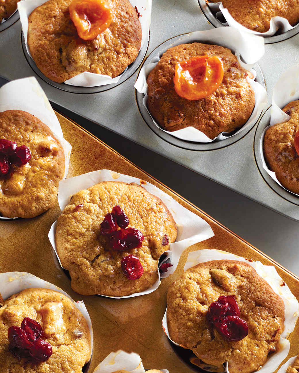 mini honey fruitcakes get recipe