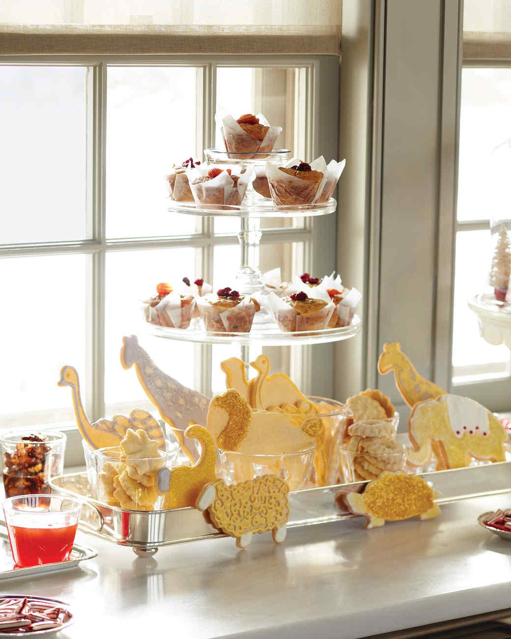 Royal Icing for Noah's Ark Sugar Cookies