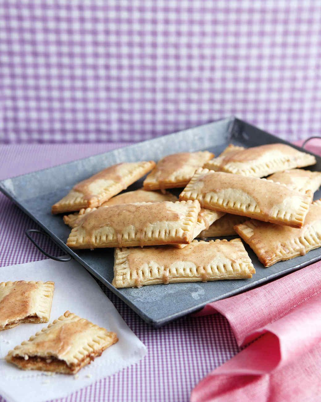 Cinnamon-Sugar Pastry Pockets