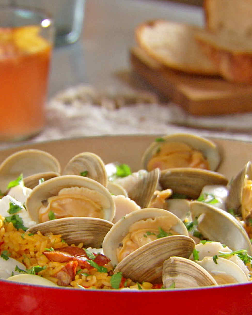 Beautiful Seafood Dinner Party Ideas Part - 11: Martha Stewart