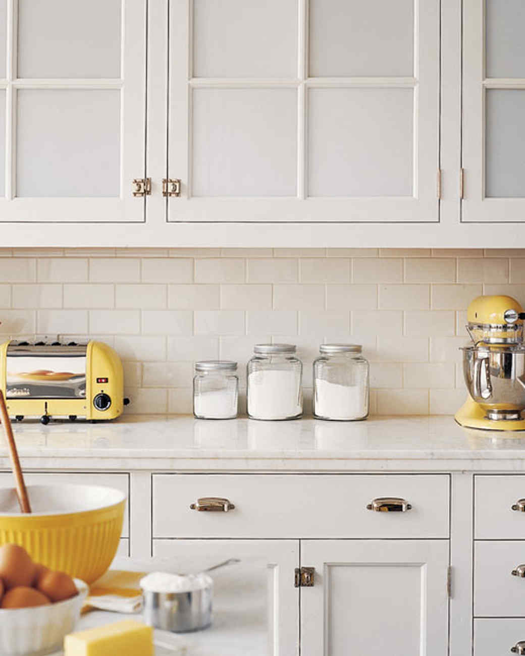 Organize your kitchen cabinets in nine easy steps martha stewart
