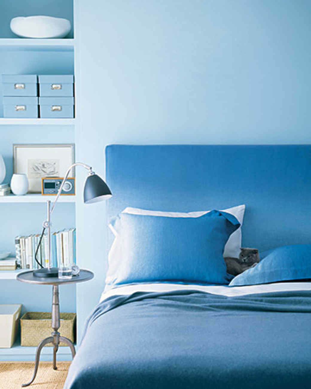 Ocean Blues Decorating with Seaside Shades
