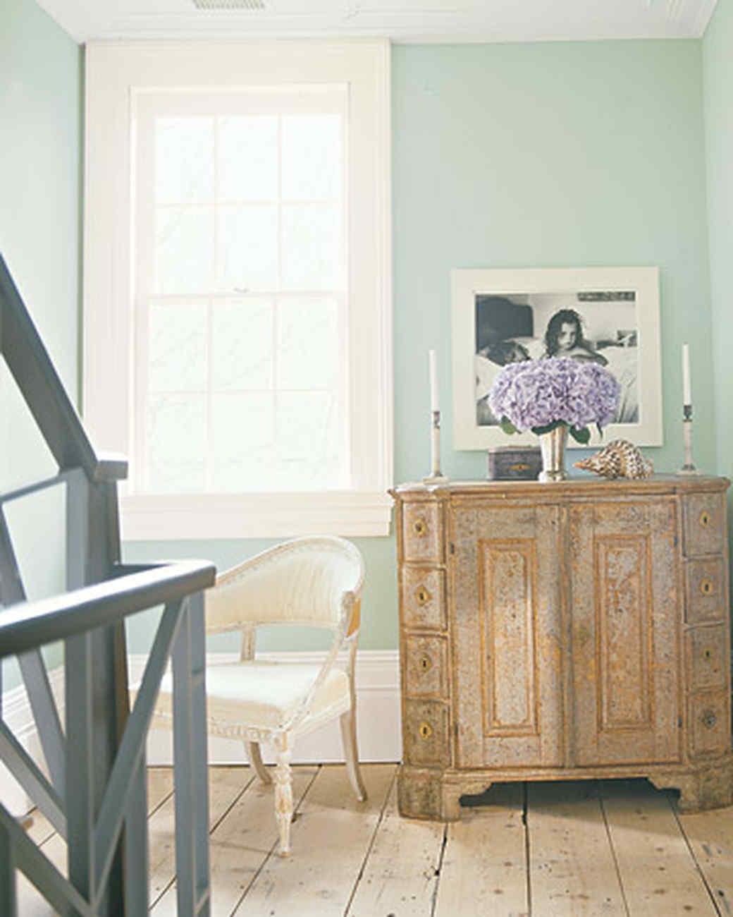 Blue Rooms Martha Stewart. Interior ...