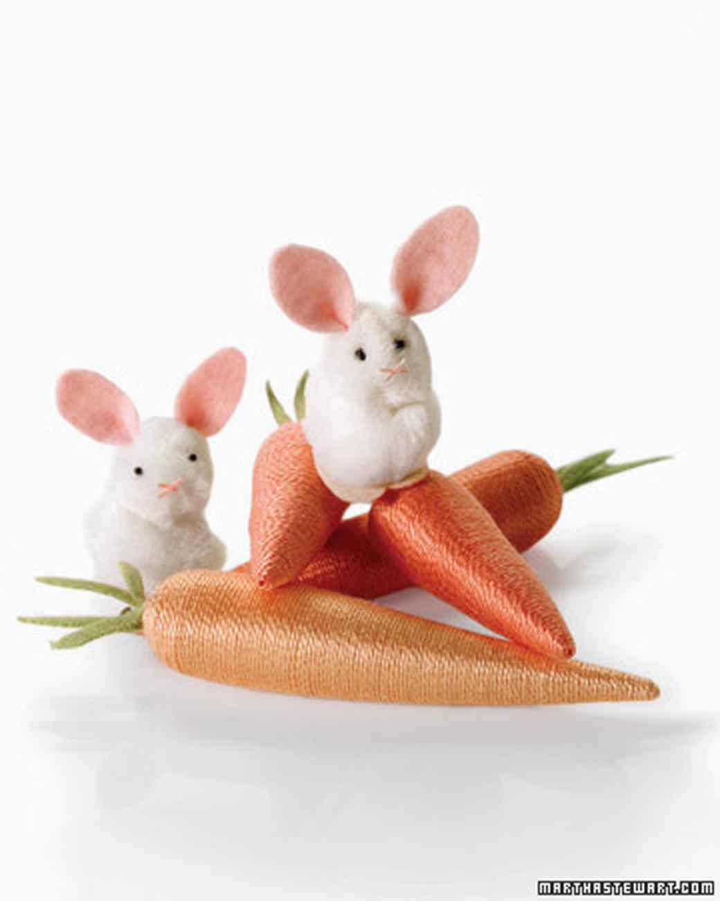 bunny craft ideas martha stewart