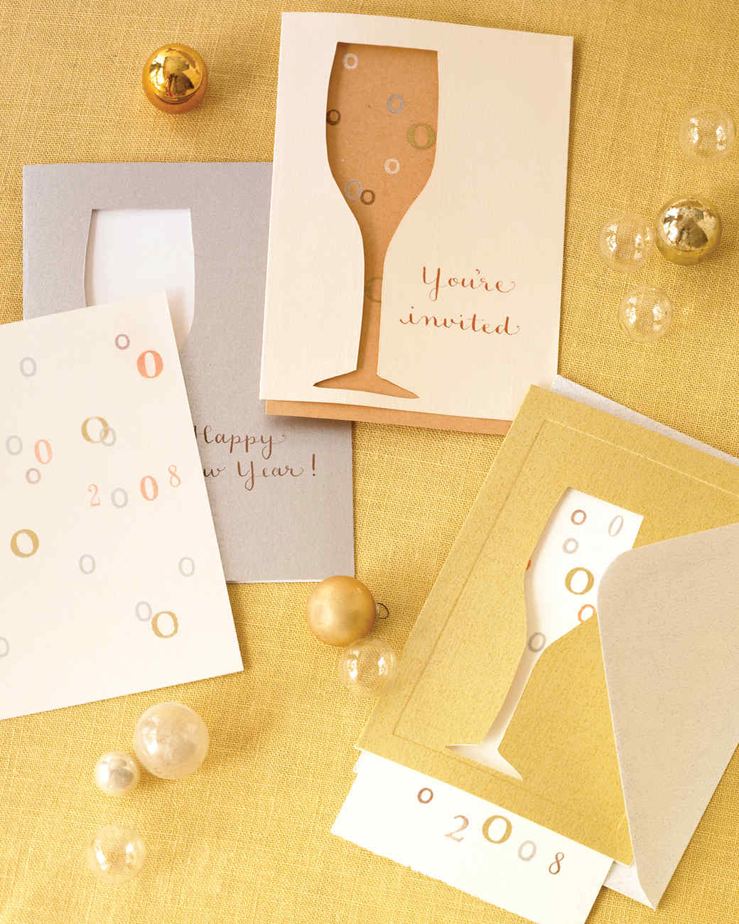 Invitations That Pop | Martha Stewart