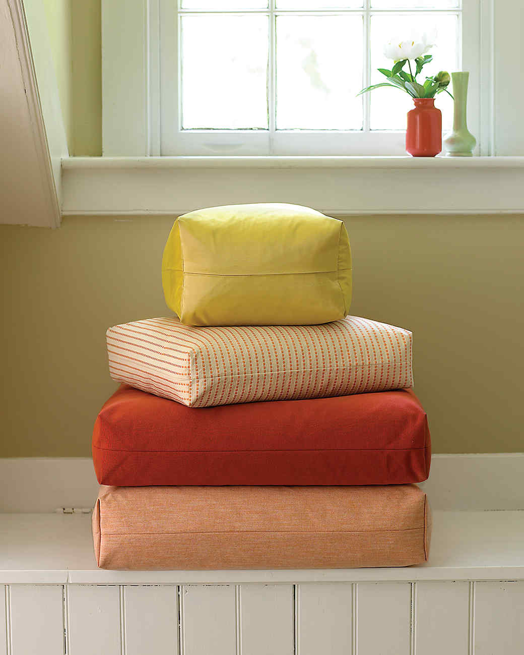 Tailored Throw Pillows