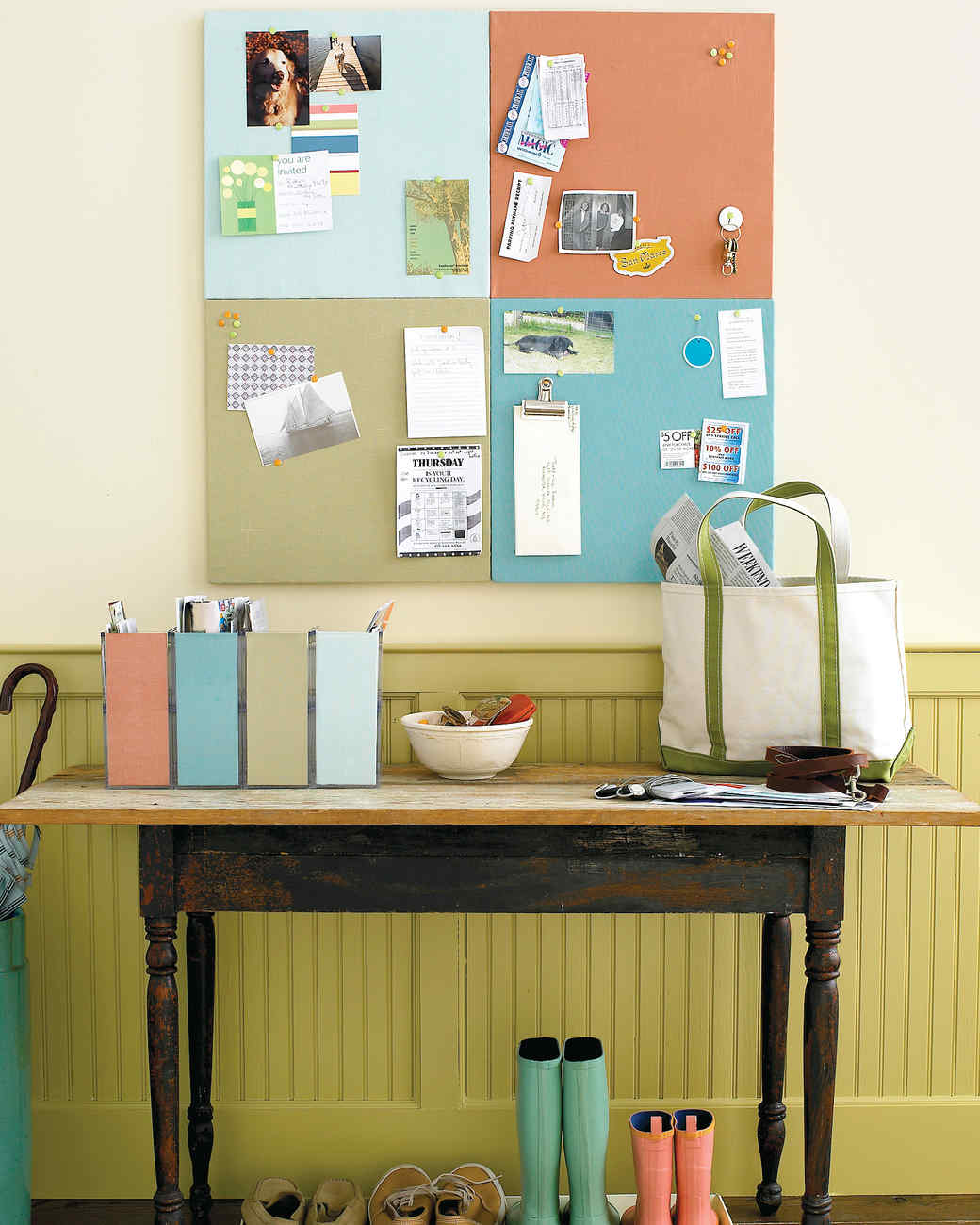 Color-Code Your Home