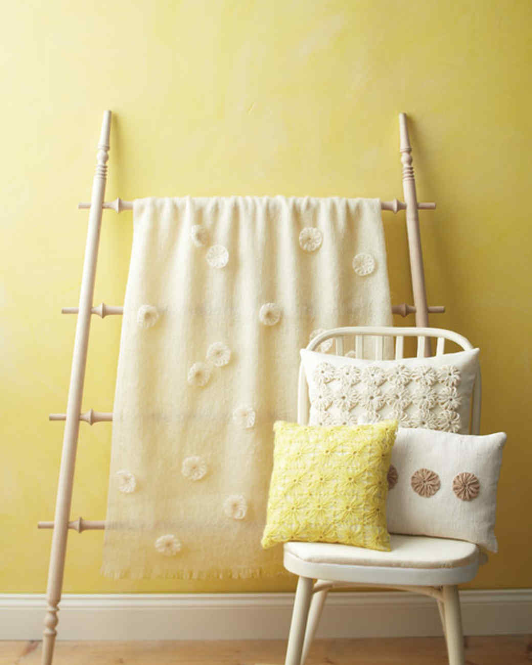 10 Easy Ways to Make Your Home Pop with Polka Dots | Martha Stewart