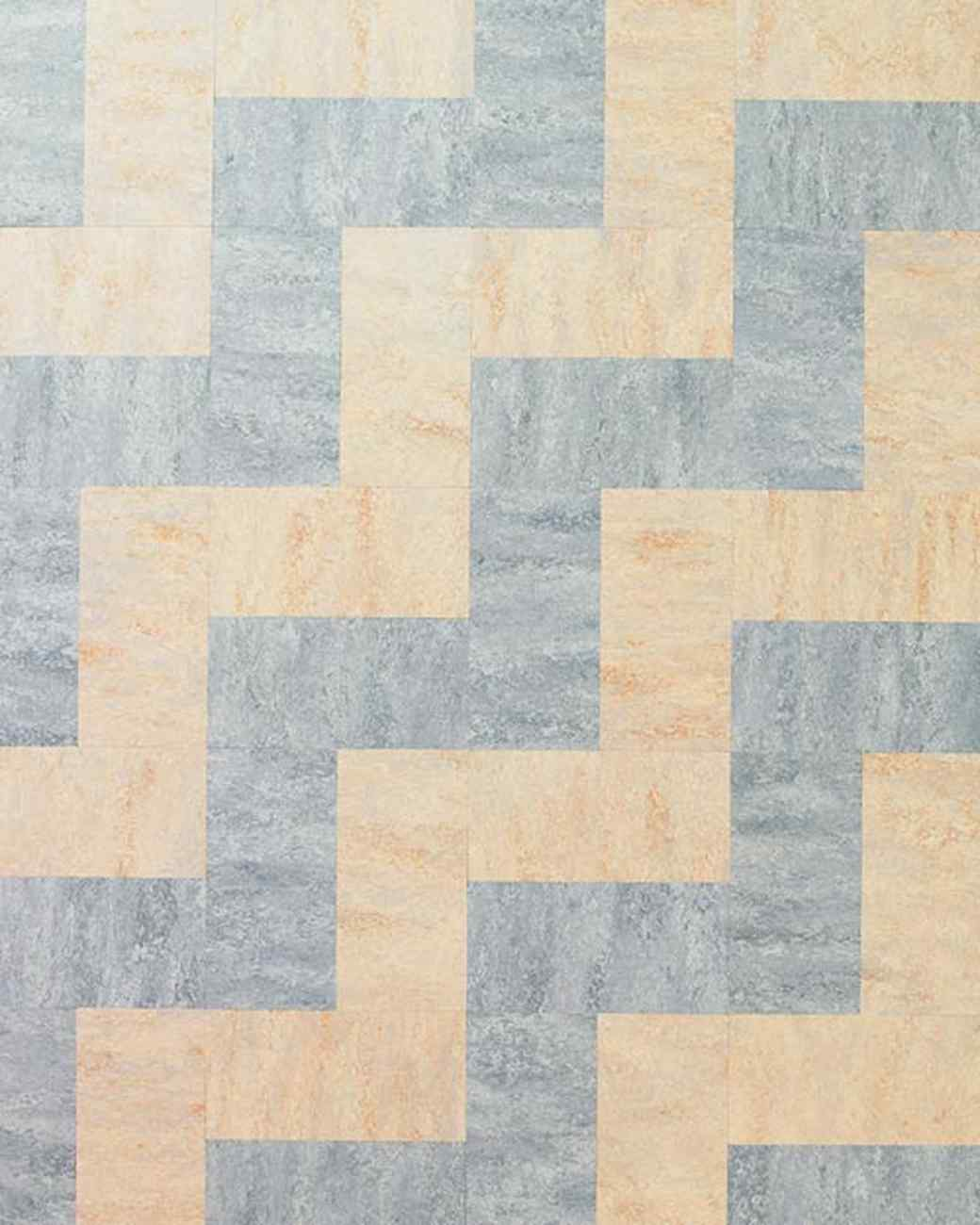 Diy flooring patterns martha stewart the pattern zigzag ppazfo