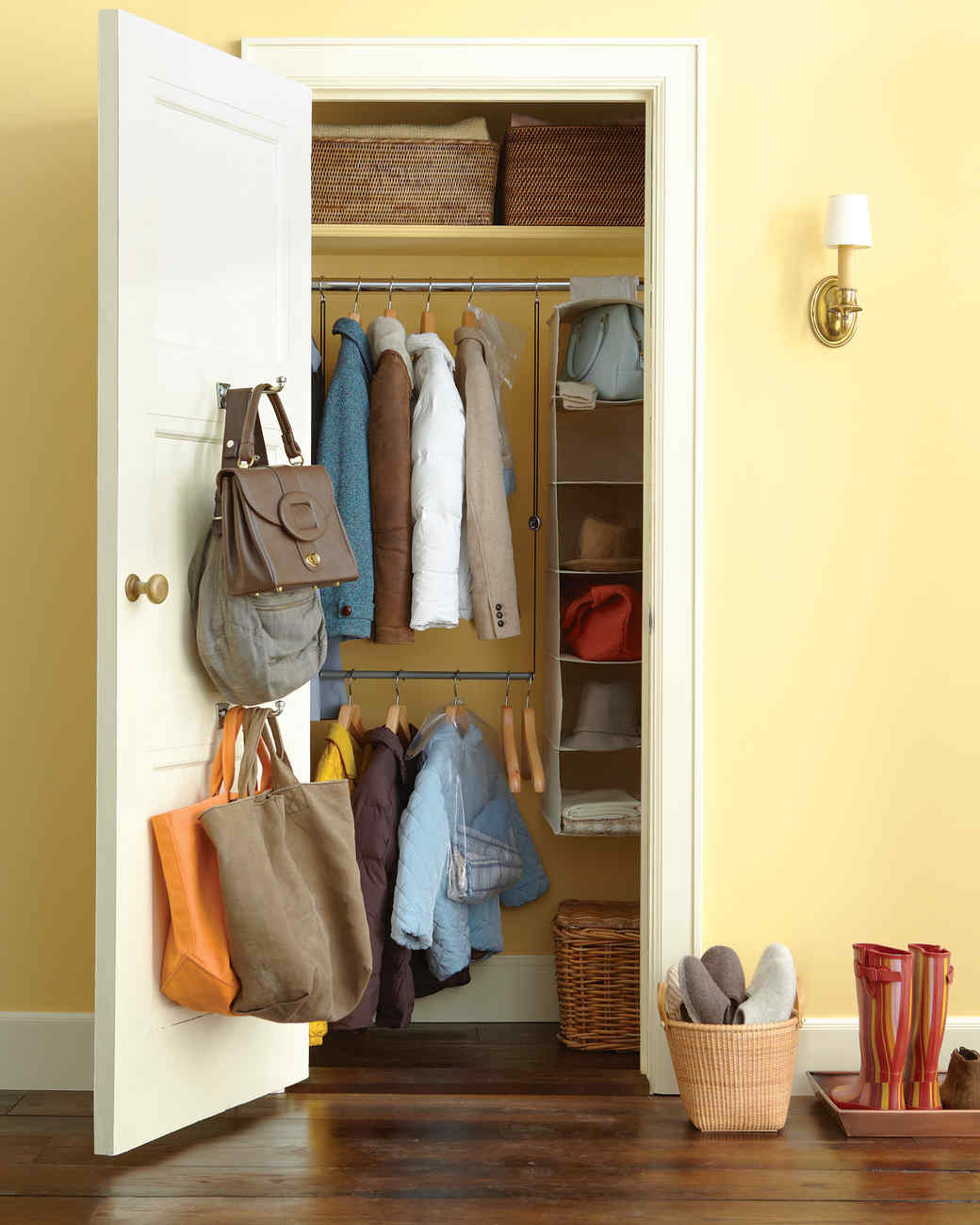 likable ideas entryway closet organization doors remodel decorating