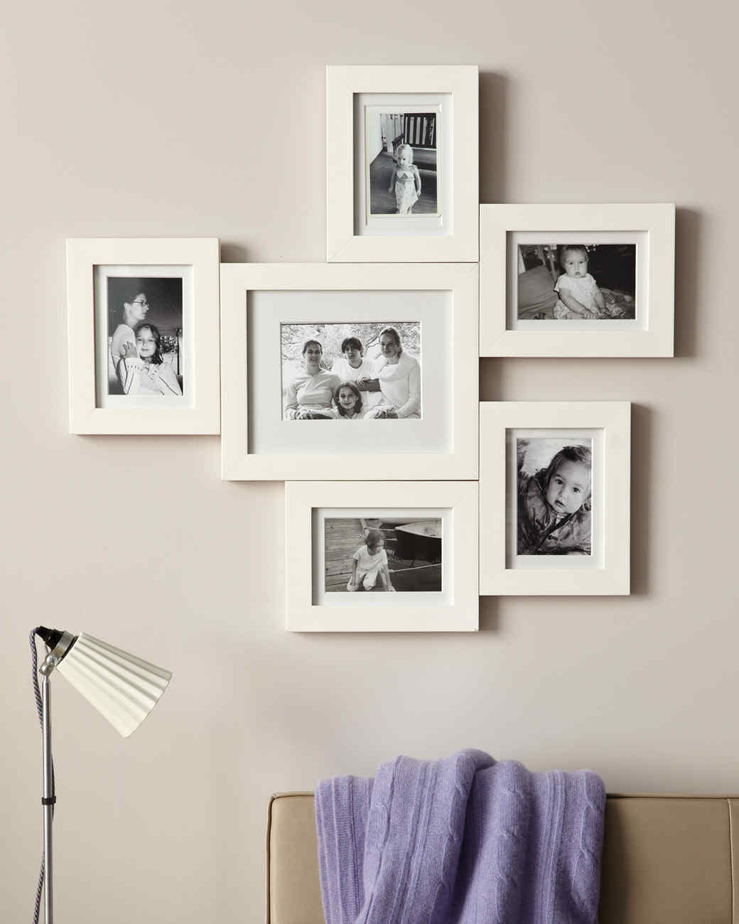 Connected Photo Frame Display | Martha Stewart