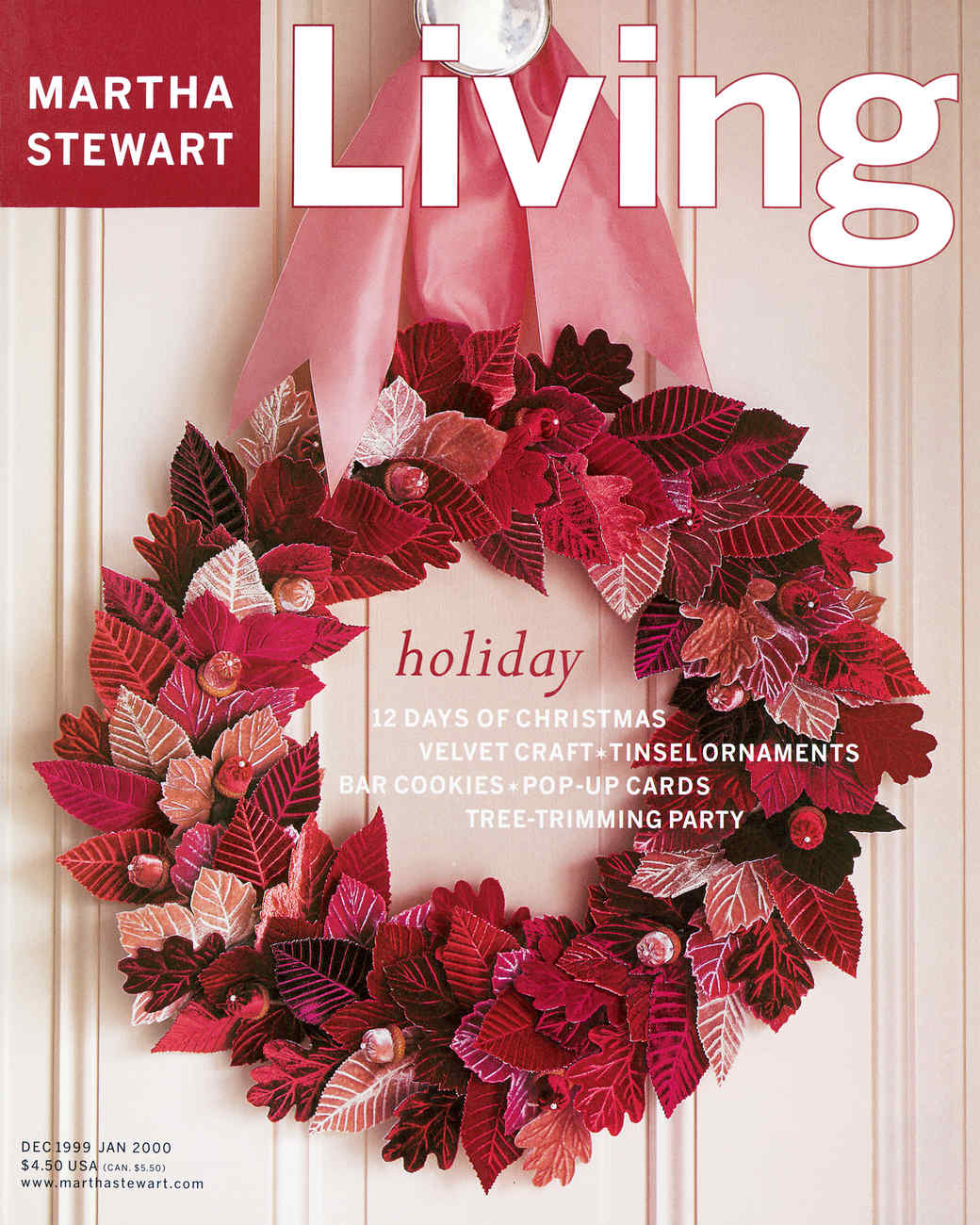 20 Years Of Christmas With Martha Stewart Living Martha Stewart