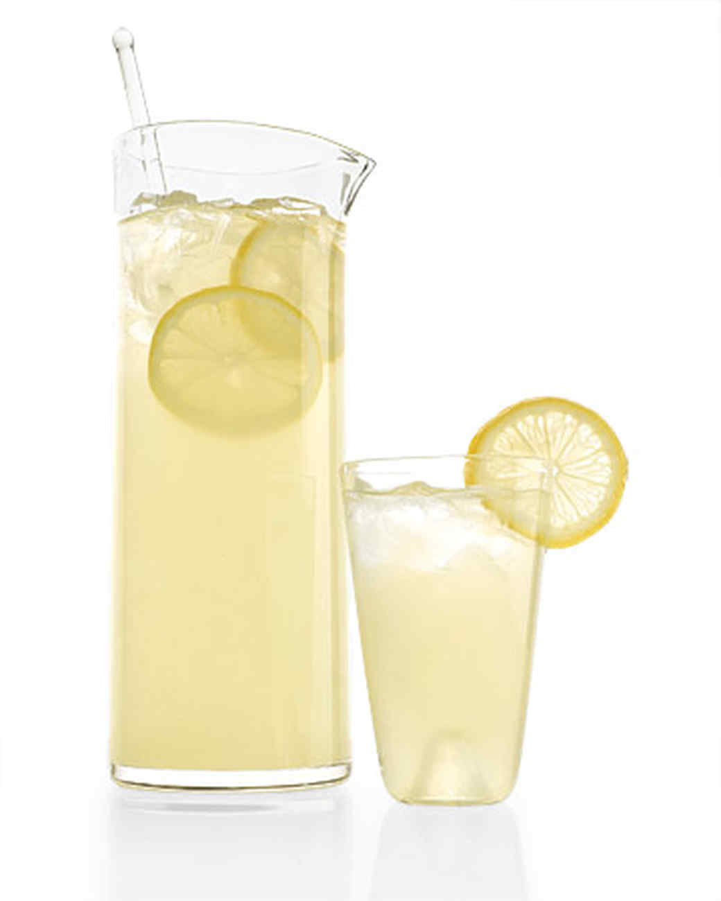 Lemonade Recipes Martha Stewart