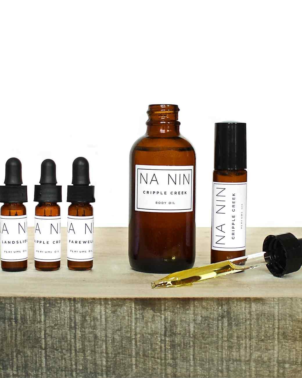 Na Nin Natural Perfume