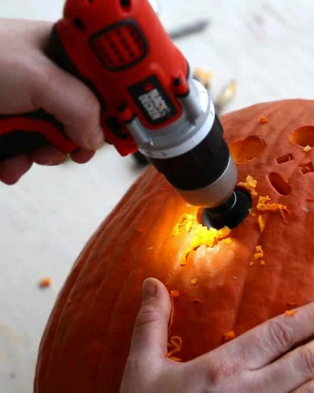 How to Carve a Pumpkin | Martha Stewart