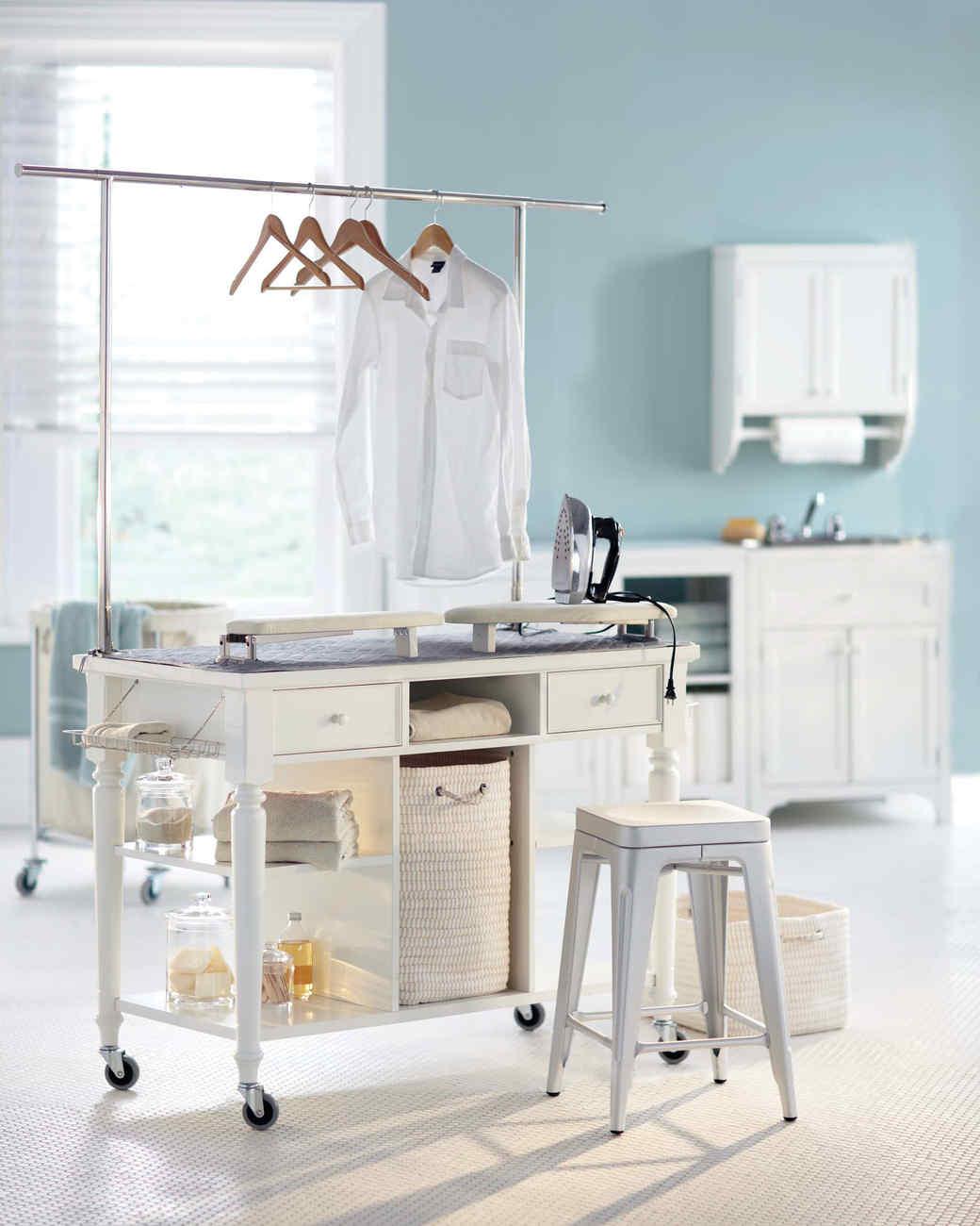 12 Essential Laundry Room Organizing Ideas