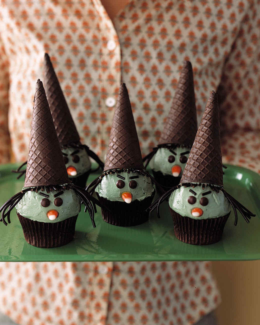 Home Decor Shop Design Ideas: Halloween Cupcake Recipes