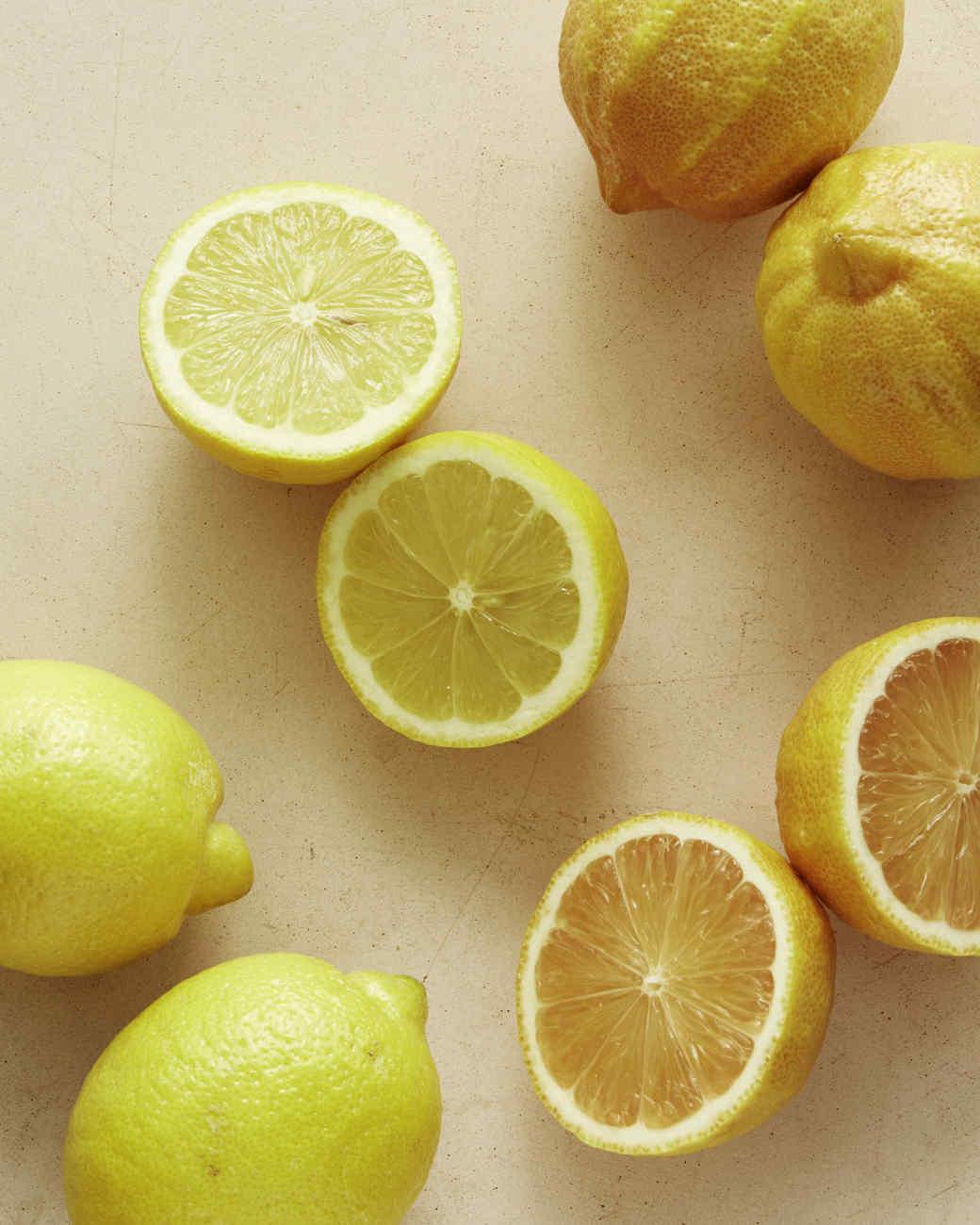 10 Recipes That Use Lemons