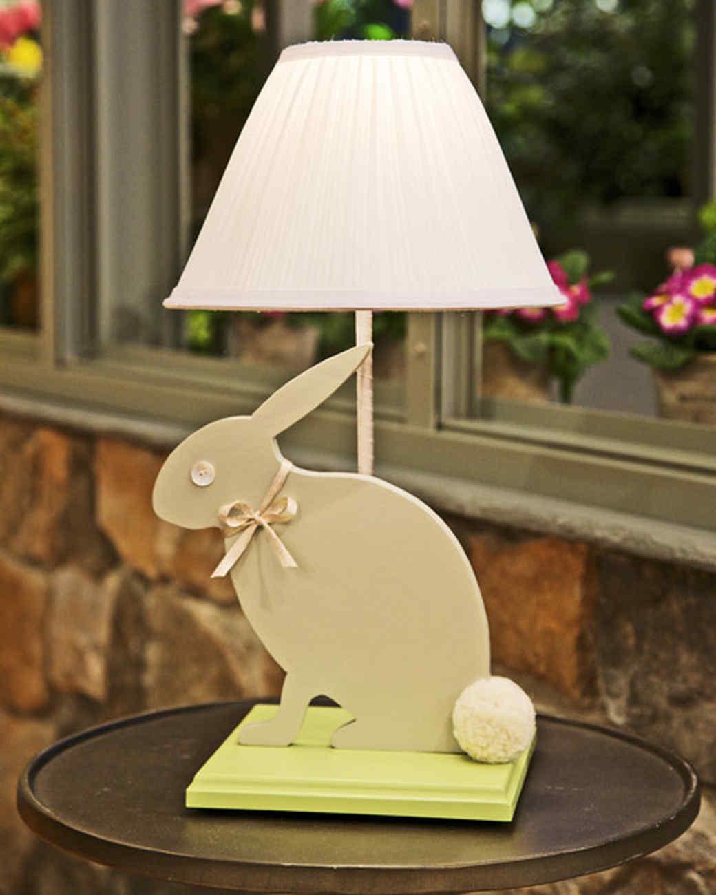 Nursery Lamp