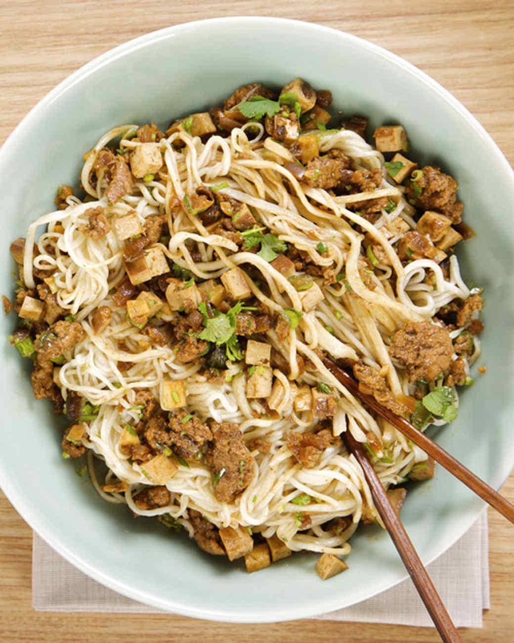 Lilly's Pork Noodles