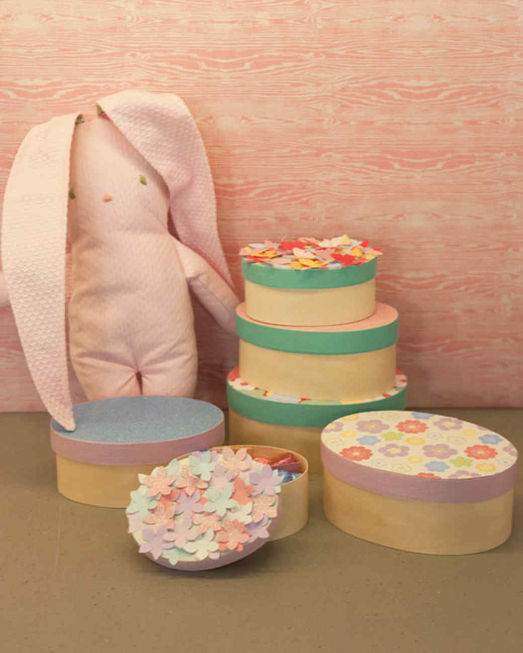 Decorative Easter Boxes