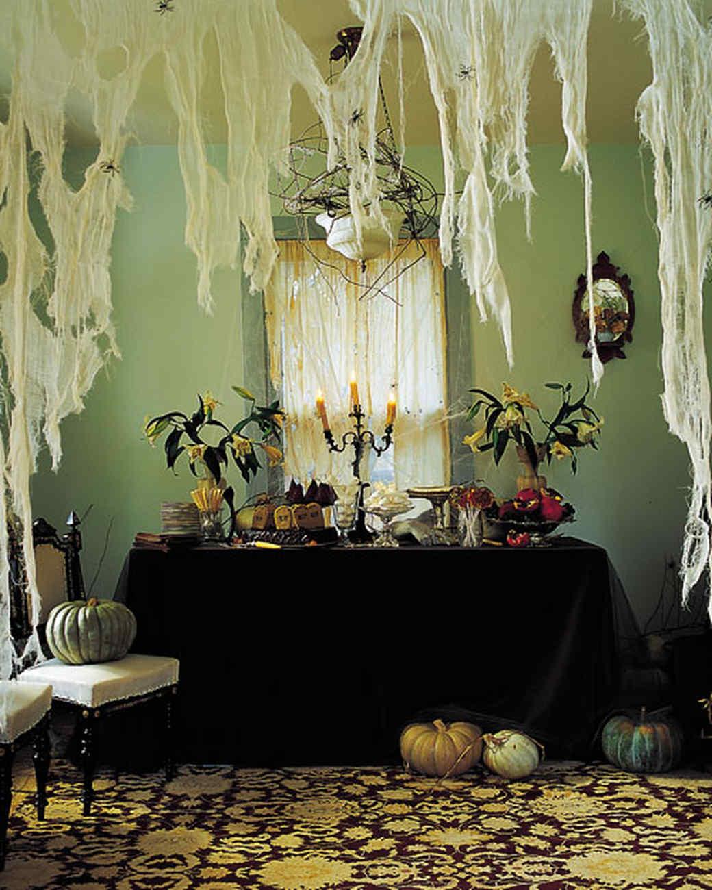 Moth-Eaten Curtains