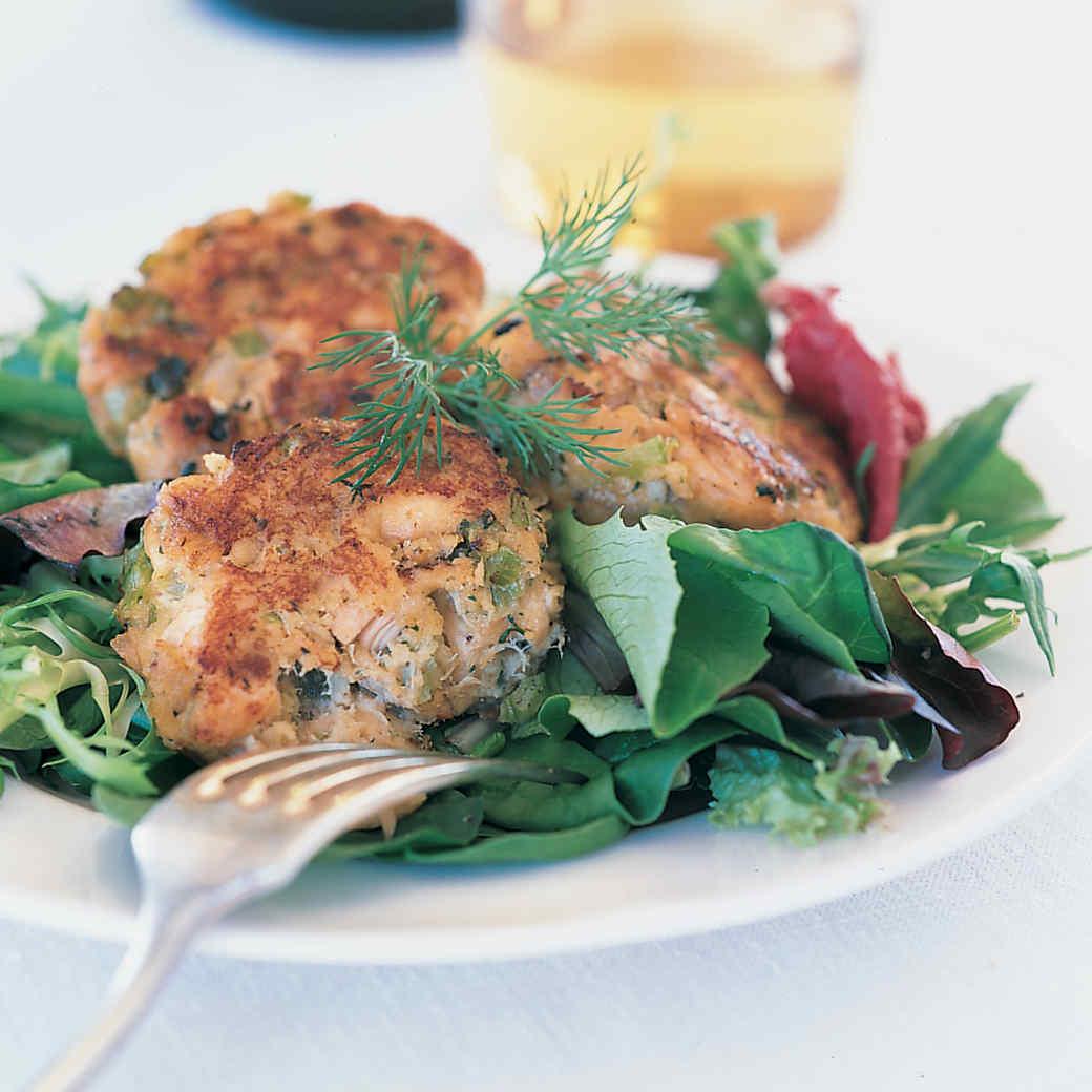 Salmon Cakes Recipe Martha Stewart