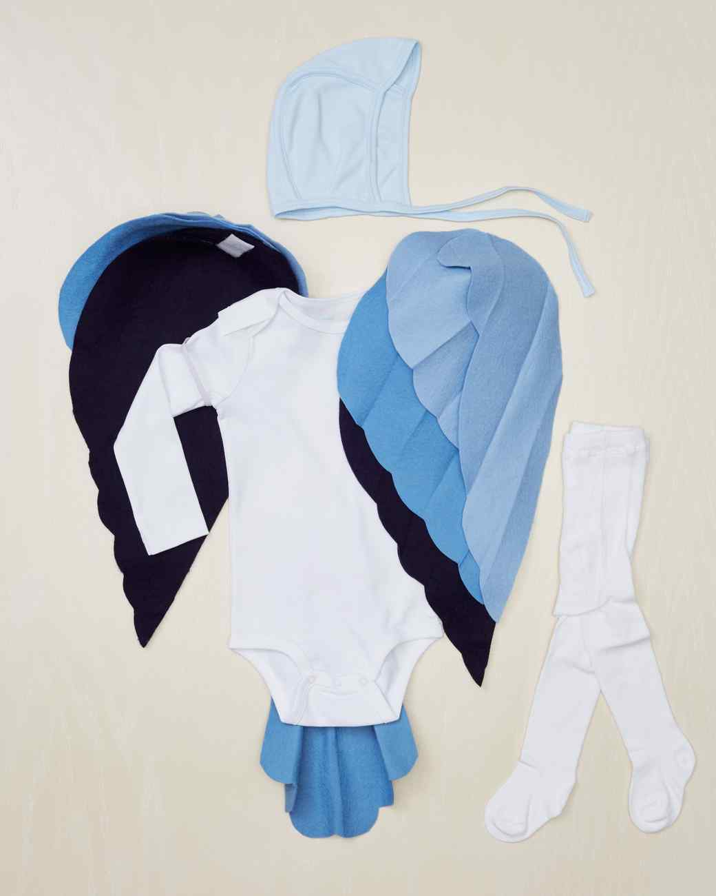 bluebird costume materials