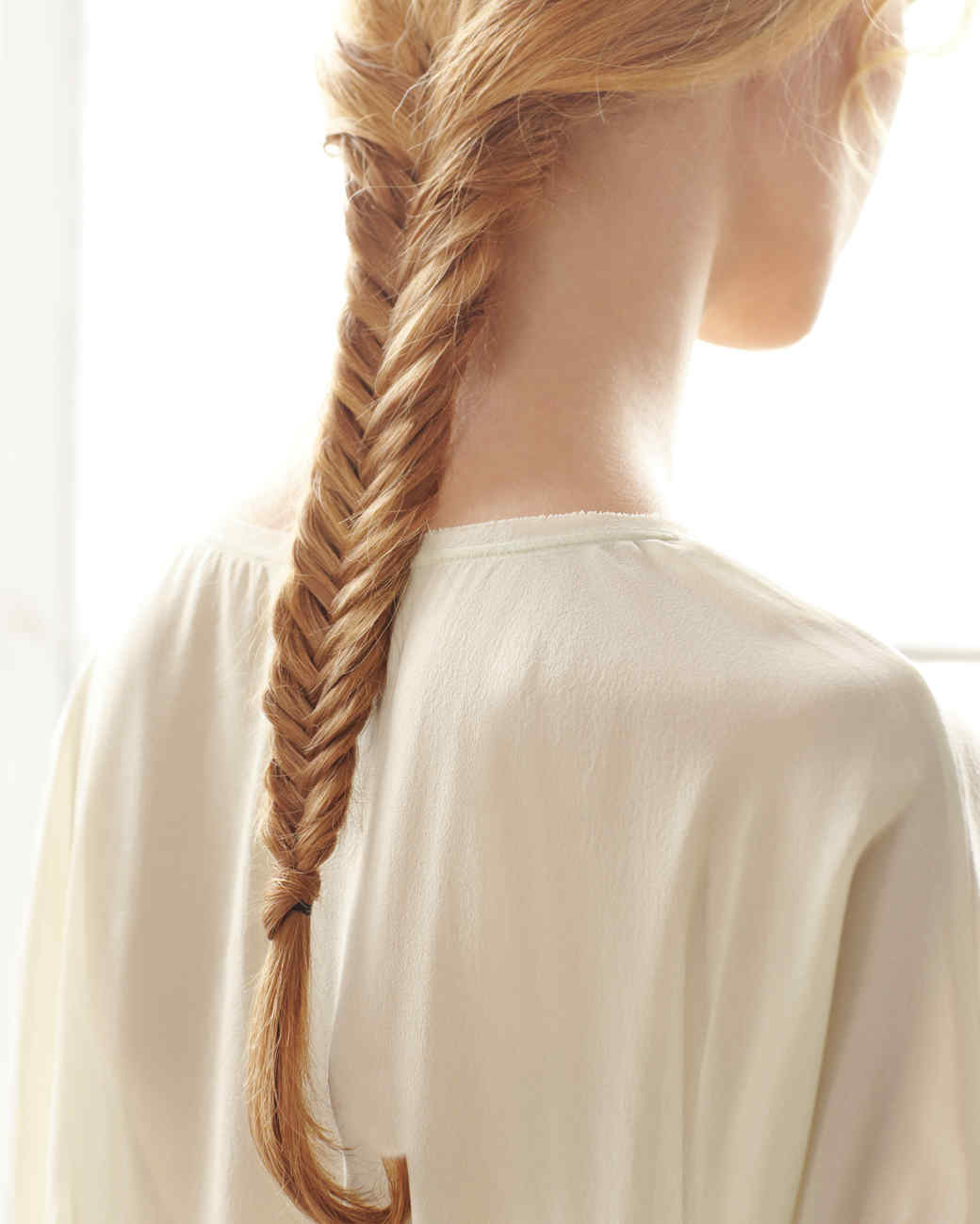 Hair-Braiding How-To | Martha Stewart
