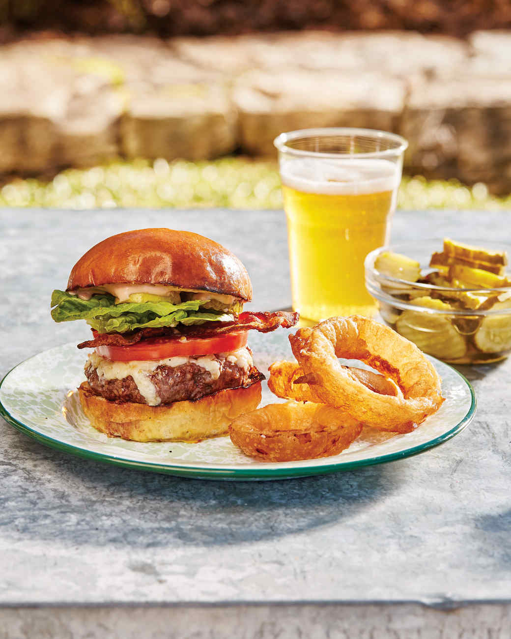 Aged-Cheddar-and-Swiss Cheeseburgers