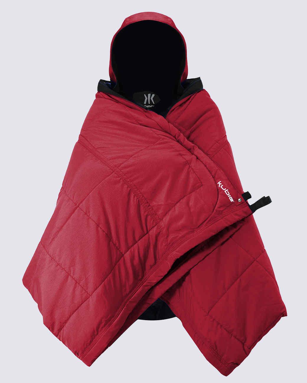 camping kubie red