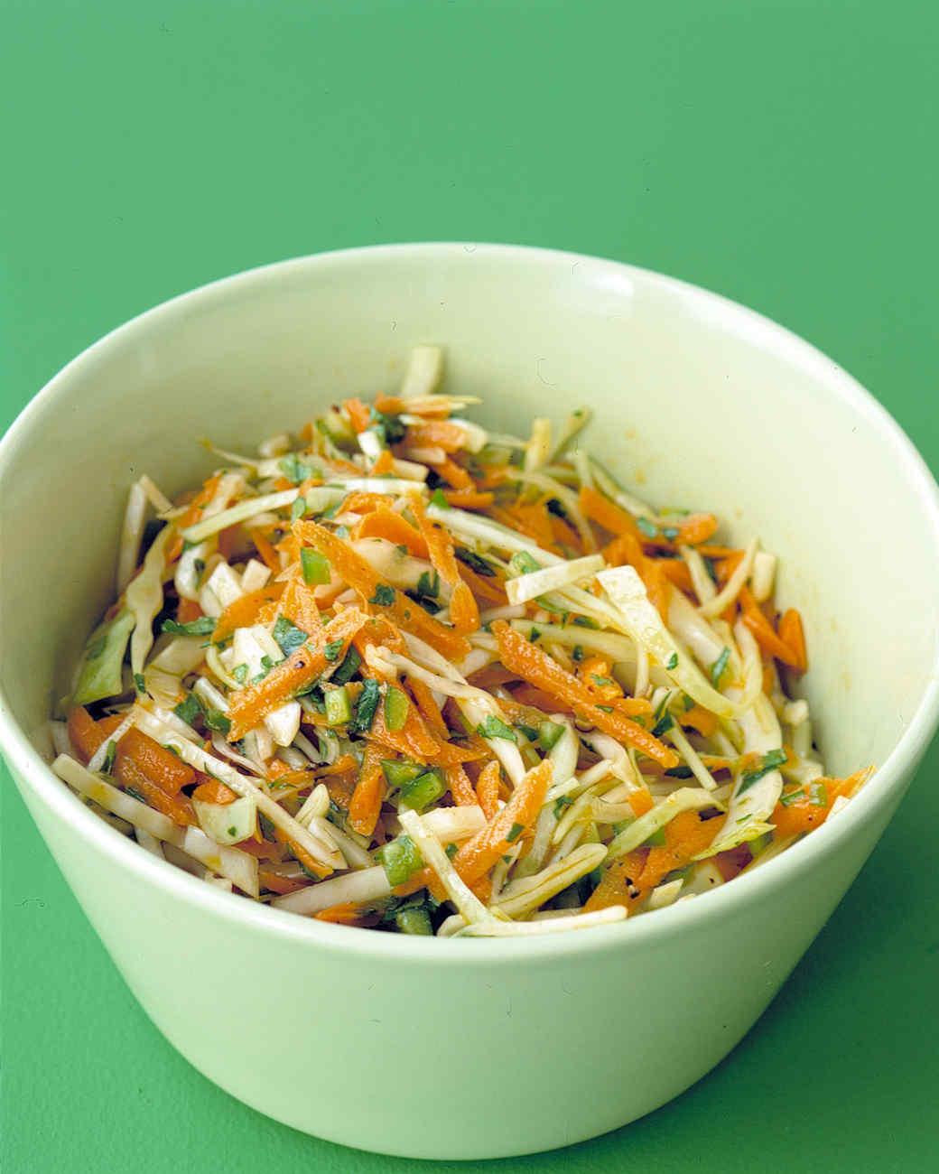 Carrot-Cumin Slaw