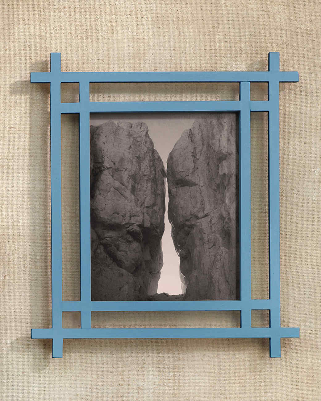 Double-Border Frame | Martha Stewart