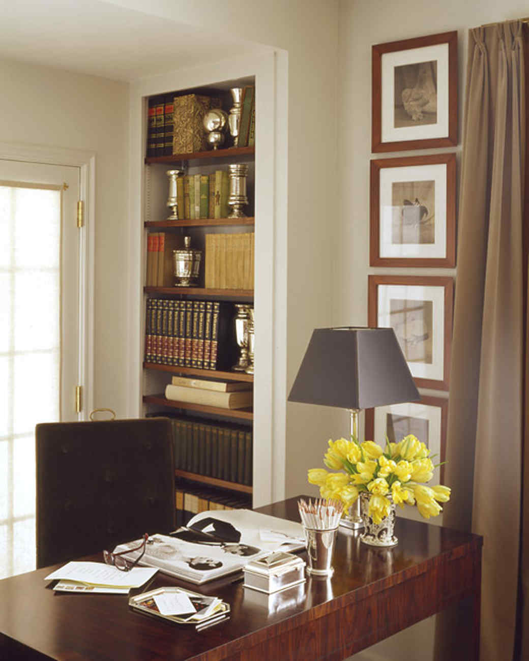 Celebrate a Classic Look Neutral Rooms  Martha Stewart