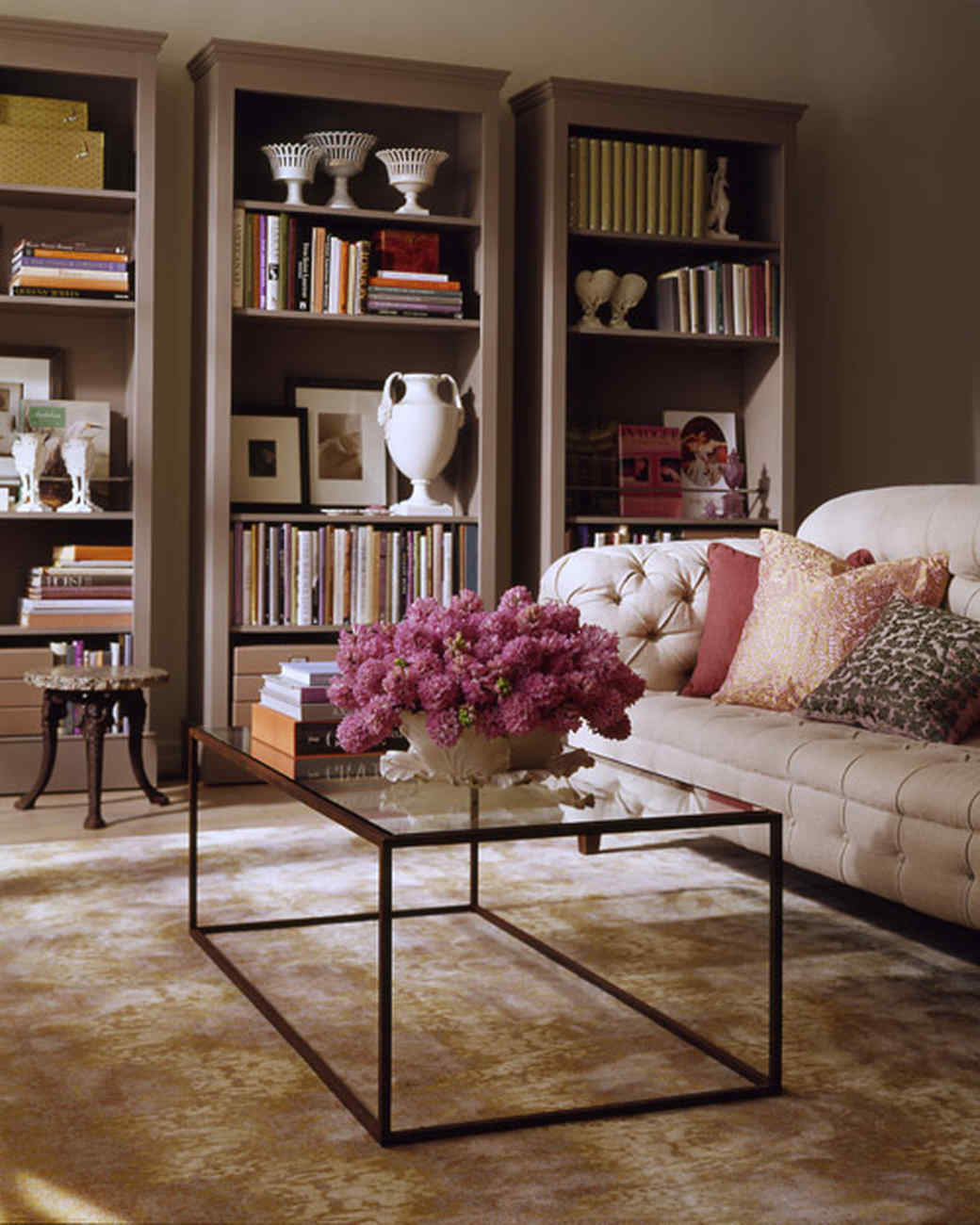 Enhance the Ordinary Neutral Rooms  Martha Stewart