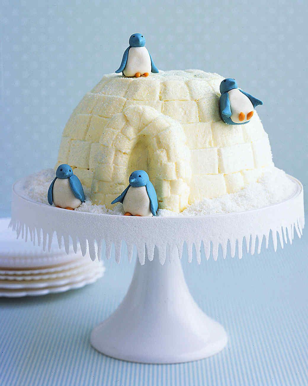 Igloo Cake