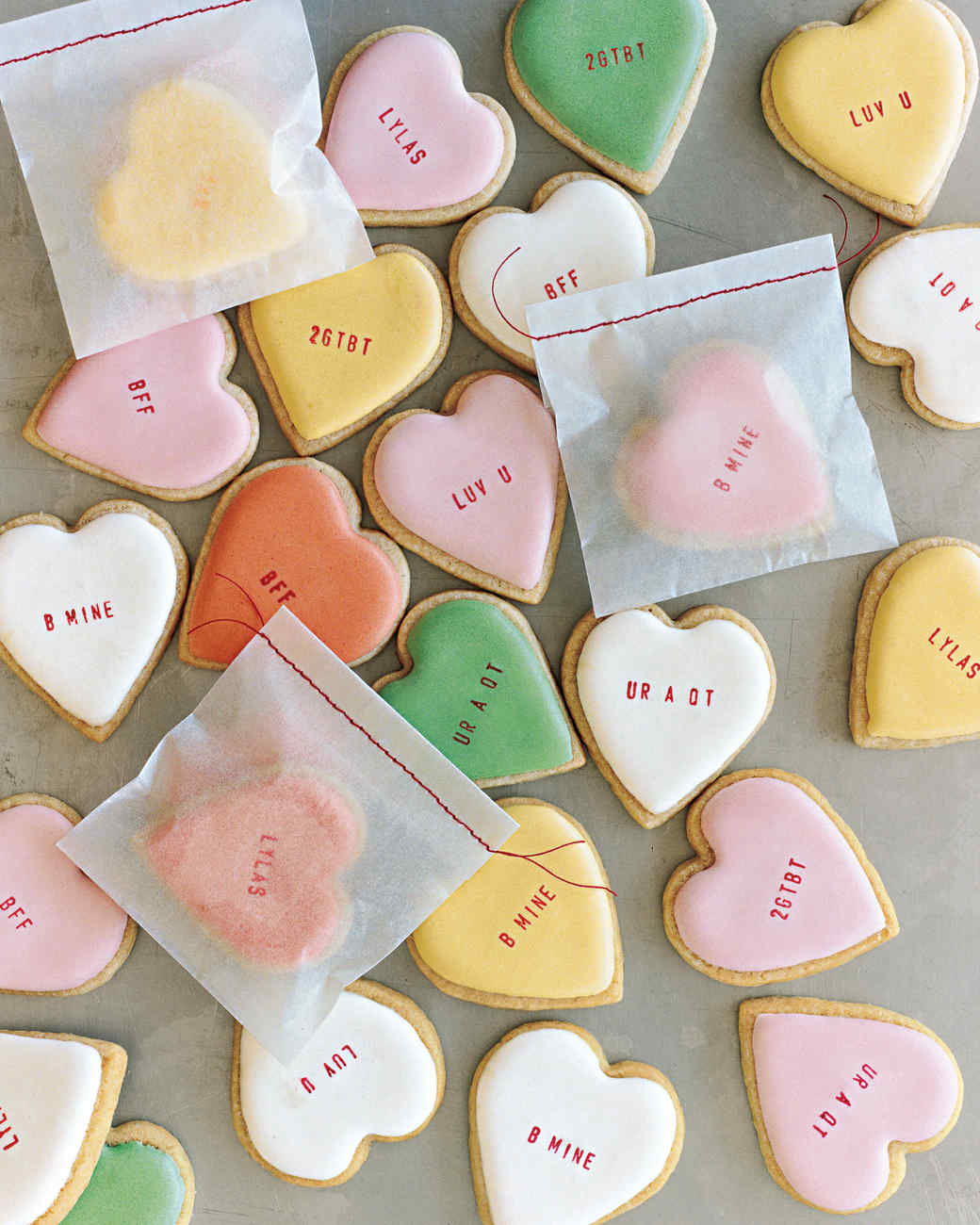 25 Heart-Shaped Treats to Send Your Valentine | Martha Stewart
