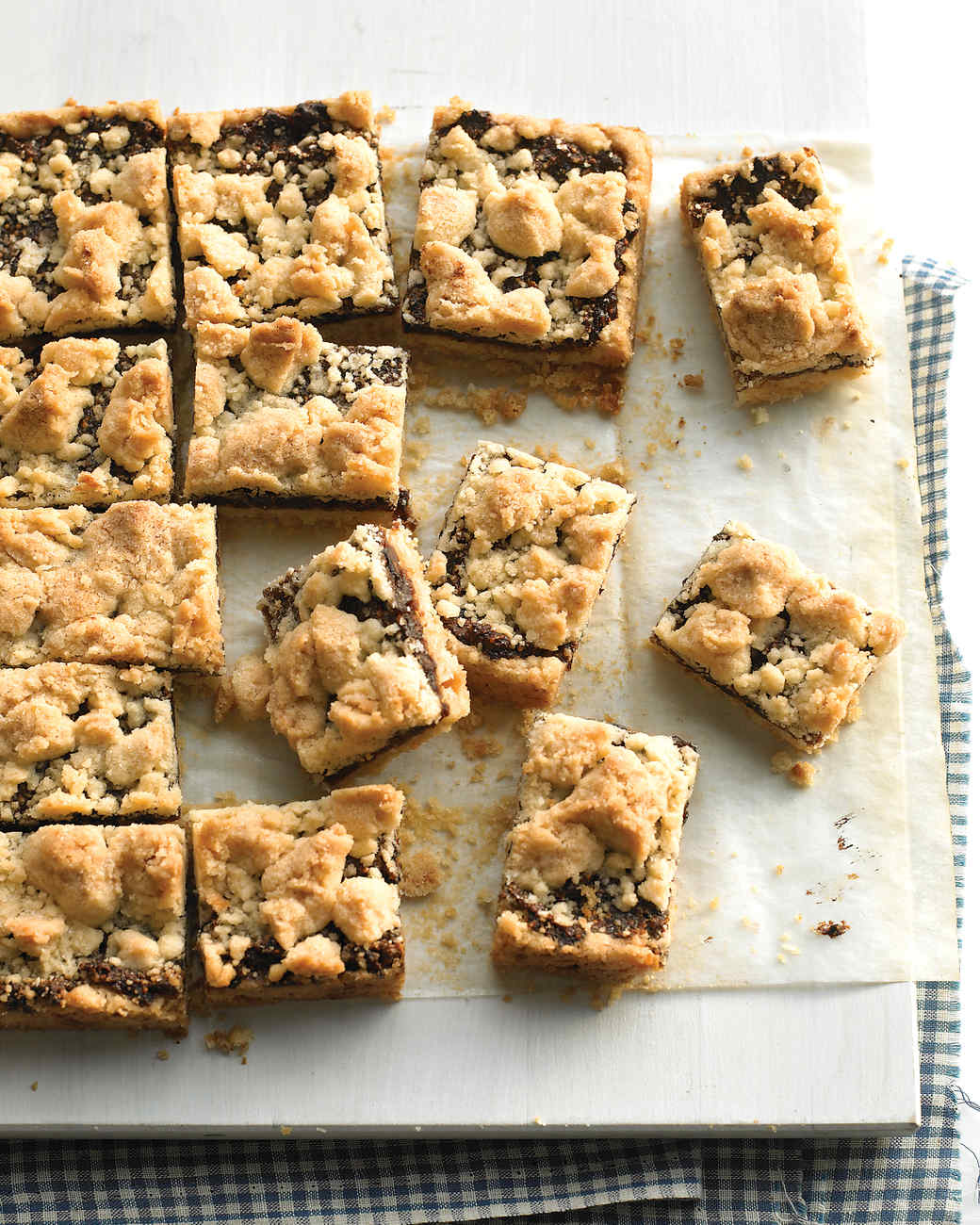Christmas Bar Cookie Recipes   Martha Stewart
