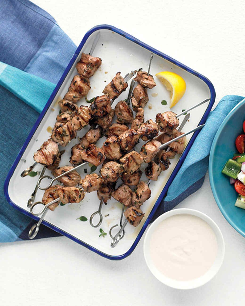 Shish kebab in aerogrill. Simple and delicious recipes 8